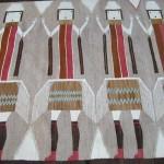 Yei Navajo Style Rug